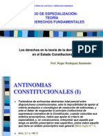 Razonamiento y Derrotabilidad Normativa. Roger Rodríguez Santander