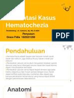 hematochezia