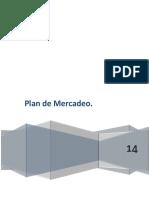 Plan de Mercadeo A