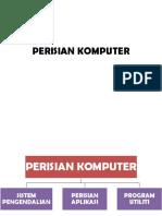 PERISIAN KOMPUTER