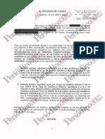 Proanimal solicita al Defensor del Pueblo el recurso de inconstitucionalidad [Primera página]