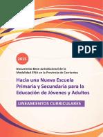 Rediseño Lineamientos Curriculares Epja (1)