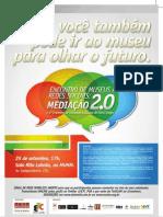 CartazA3 Museus e Redes Sociais