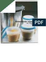 Alimentación Infantil Con Thermomix (de 0 a 3 Años)