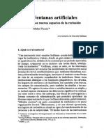 ventanas artificiales en pdf