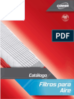 Catalogo Filtros Para Aire 2013