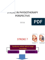 Stroke in Physiotherapy Perspective