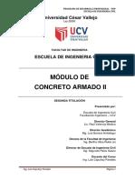 Madulo de Concreto Armado II-libre