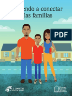 Reconnecting Families Book Spanish