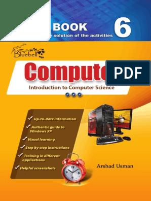 Bluebell Computer Key Book 06   Computer Keyboard   Input/Output