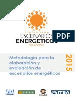 Escenarios Energeticos Argentina 2015