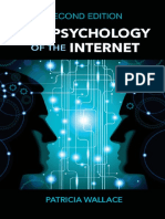 The Psychology of the Internet, 2nd Edition