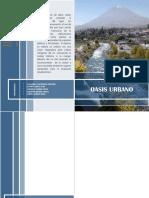 Analisis arquitectonico del Rio Chili