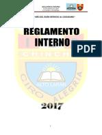 Reglamento Interno 2017 Ciro Alegría