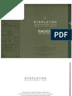 Stapleton Development Plan