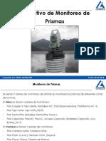 Instructivo Monitoreo de Prismas