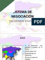 Sistemas de Negociacion CHINO