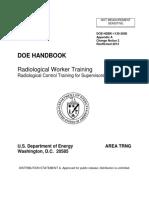 DOE-HDBK-1130-2008 Appendix a Reaffirmed 2013