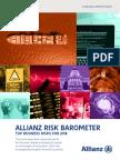 Allianz Risk Barometer 2018 En