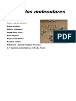 Modelos moleculares