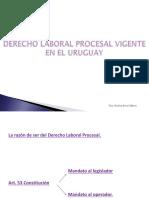 Derecho Laboral Procesal.- 2014
