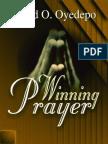 Winning Prayer - David Oyedepo