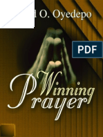 Winning Prayer - David Oyedepo