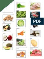 Alimentos Que Se Puedan Comer Crudos