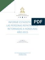 Informe Estadistico Personas Migrantes Repatriadas-Retornadas 2015 30.12.2015