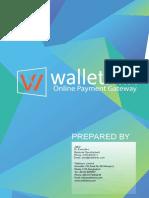 Online Payment Gateway Proposal Merchant