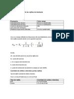 Criterios de Diseño de Las Rejillas de Desbaste