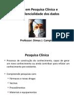 Ética Em Pesquisa Clinica
