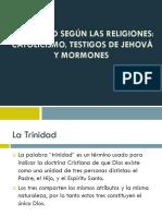 La Trinidad según las religiones.pptx