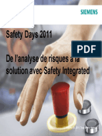 SafetyDays2011_de L_analyse de Risques