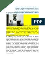 Datos Madera Fenolica
