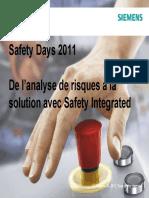 SafetyDays2011_de L_analyse de Risques