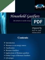 Household Gasifier Final
