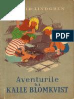 Aventurile Lui Kalle Blomkvist - Astrid Lindgren