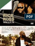 Rick Ross Digital Booklet Trilla