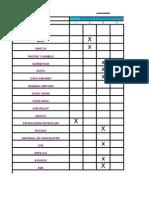 Matriz de clasificación de empresas - MARITZA PAOLA SANCHEZ