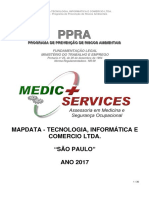 2942 - Ppra- Mapdata Tecnologia,Informática e Comercio Ltda Sp 2017