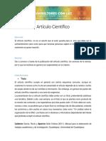 01. Artículo Científico - Lucy Medina
