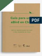 Guia Para Usar EBird en Chile(2017)
