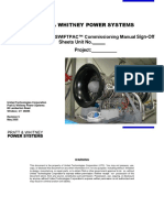 Commissioning Manual Sign-Off Sheets SwiftPac Rev 5 - TR0802(1)