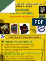 Invetigacion de Operaciones i