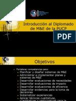 1 Diploma M&E y Curso Fundamentos M&E