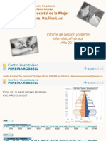 Informe Perinatal Pereira Rossell