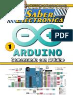 Arduino Tomo 1 - Comenzando Con Arduino