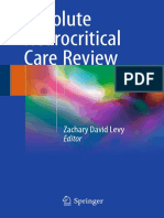 Absolute Neurocritical Care Review 2017