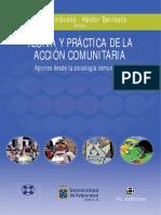 Zambrano & Berroeta Teoría y Práctica de La Acción Comunitaria - Aporters Desde La Psicología Comunitaria